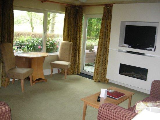 Rothay Manor Hotel: LOUNGE