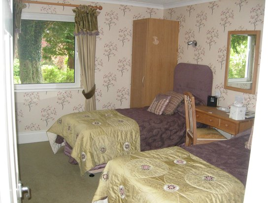Rothay Manor Hotel: TWIN BED ROOM