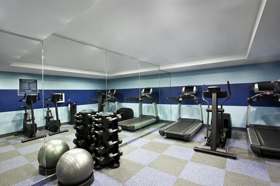 Four Points by Sheraton Manhattan Chelsea: Fitness Center