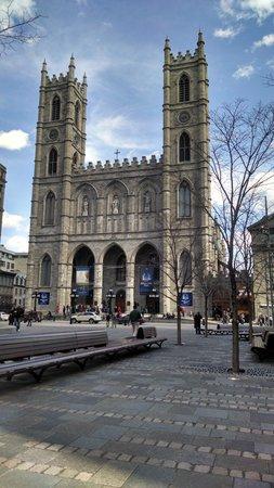 Notre-Dame Basilica: Catedral de Notre Dame Montréal