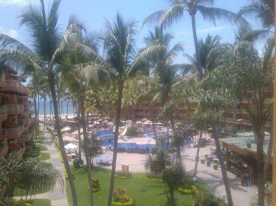 Villa del Palmar Beach Resort & Spa: Vista Albercas