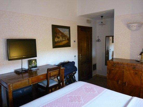 Villa Acquaviva: Chambre