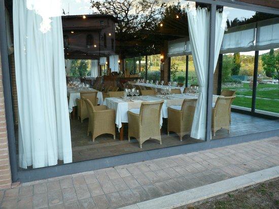 Villa Acquaviva: Restaurant