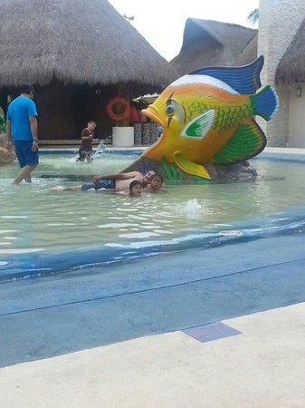 All Ritmo Cancun Resort & Waterpark: Waterpak