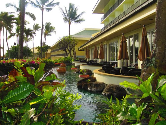 Kauai Beach Resort: Restaurant