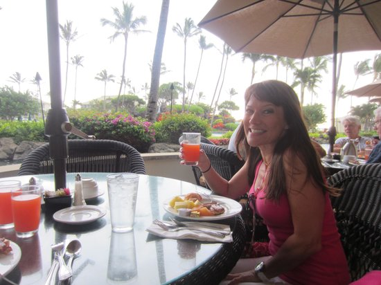 Kauai Beach Resort: Breakfast