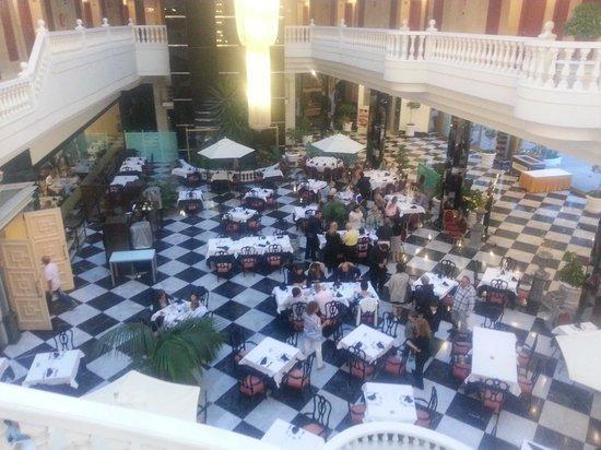 Cleopatra Palace Hotel : restaurant
