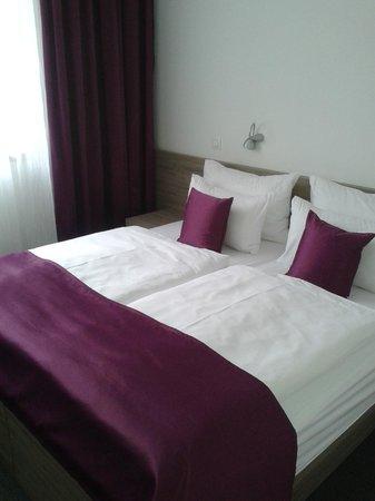 Hotel Meksiko : La camera
