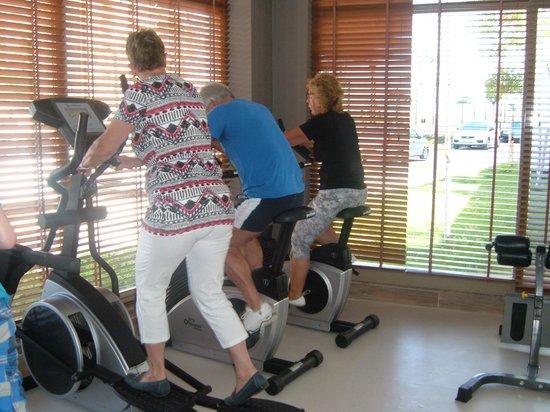 Grand Park Lara: Fitnessruimte