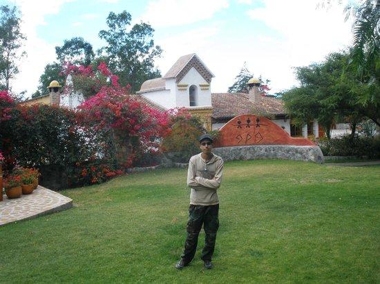 Hosteria & Spa Pantavi: garden