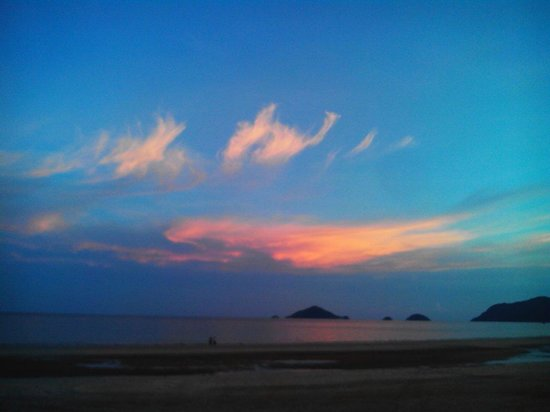 Six Senses Con Dao : Lovely sunset