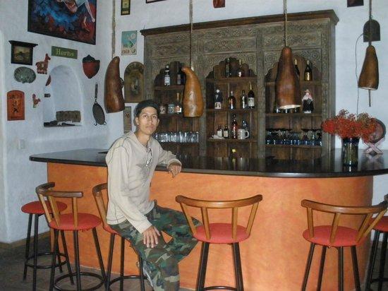 Hosteria & Spa Pantavi: bar