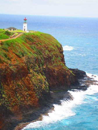 Kauai Photo Tours : Lighthouse
