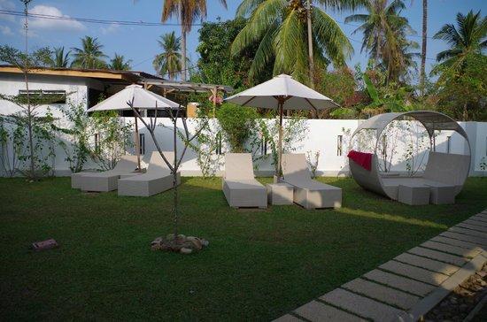 Langkawi Chantique Resort: Jardin