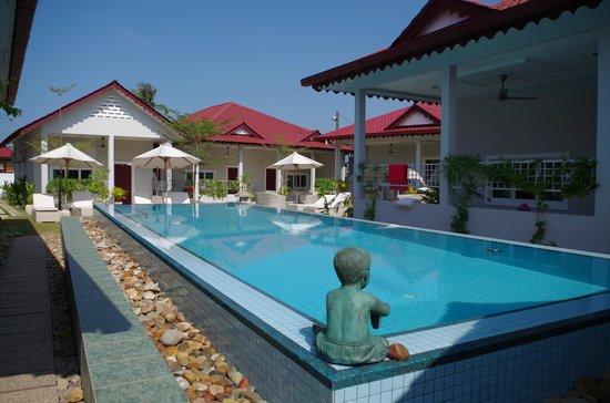 Langkawi Chantique Resort: Piscine