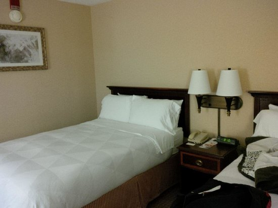 Radisson Hotel Nashville Airport: bedroom, two double beds