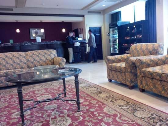 Radisson Hotel Nashville Airport: lobby