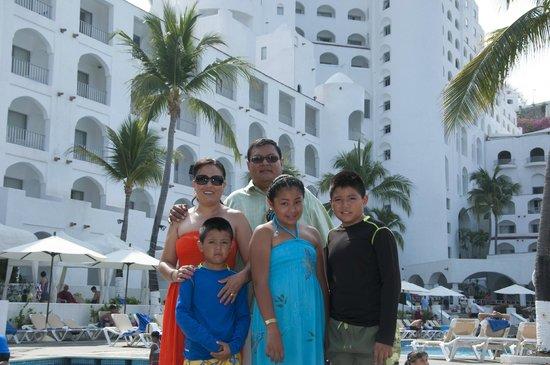 Tesoro Manzanillo: vista del hotel