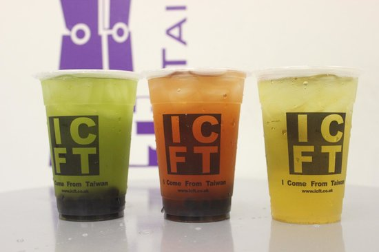 ICFT - I Come from Taiwan