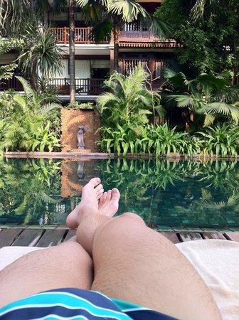 Belmond La Residence d'Angkor: Pool