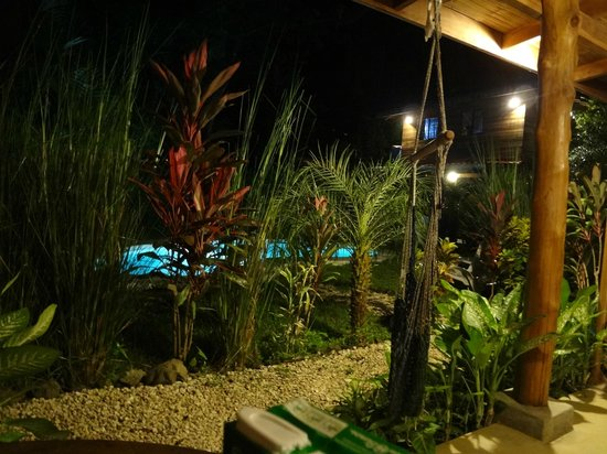 Hotel Raratonga: Vu de la chambre