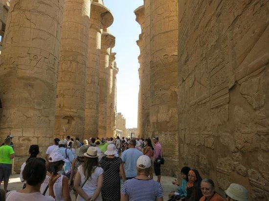 Karnak-Tempel: храм