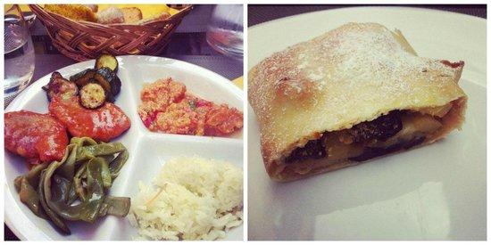 Il Margutta: pranzo a la carte (sweet)