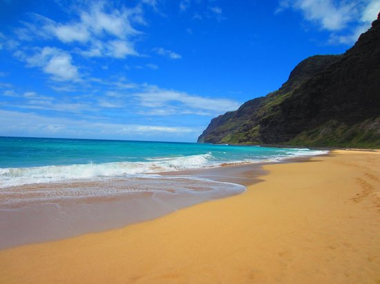 Polihale State Park: Gorgeous view