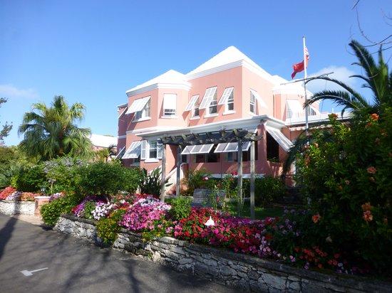 Royal Palms Hotel: Royal Palms (April 2014)