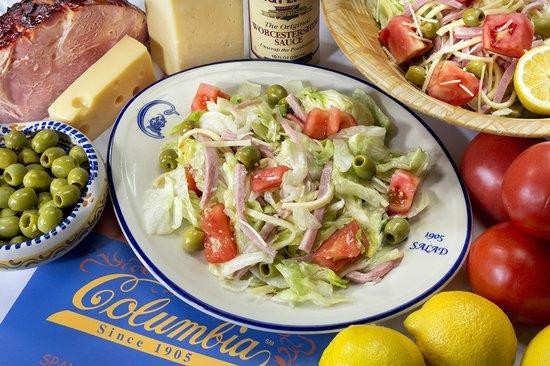"Columbia's Original ""1905"" Salad®"