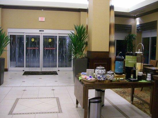 Bathroom In Room Picture Of Hilton Garden Inn Greenville Greenville Tripadvisor