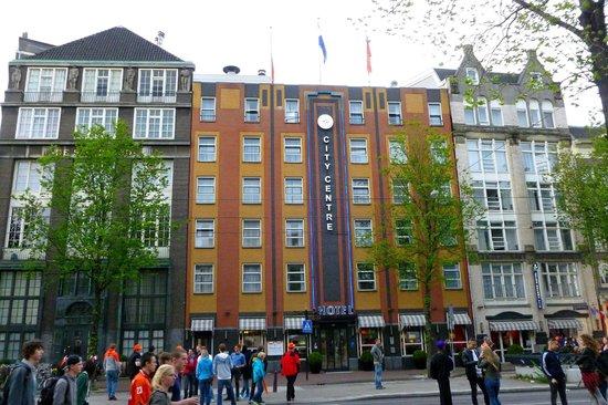 WestCord City Centre Hotel Amsterdam: hotel