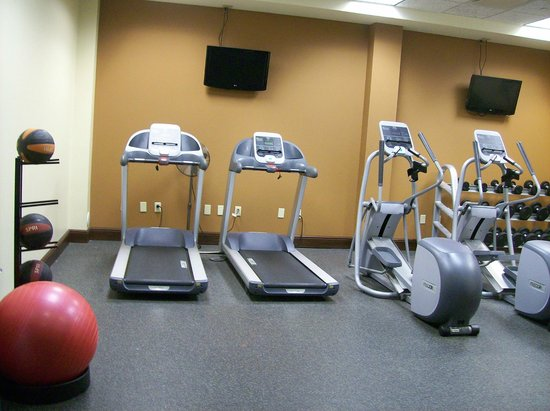 Hilton Garden Inn Greenville: Fitness Center
