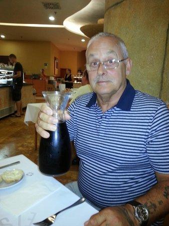 Be Live Experience La Nina : nice wine for denis