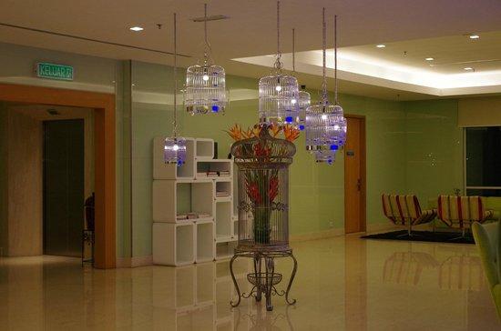 Fraser Place Kuala Lumpur : hall