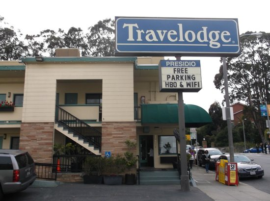 Travelodge at the Presidio San Francisco: Hotel