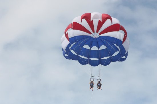 Cocoa Beach Parasail: So much fun!