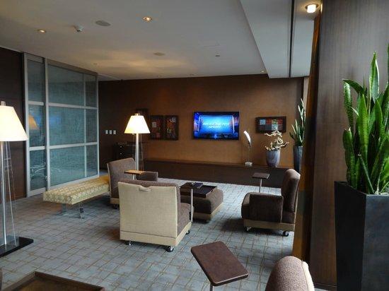 Hilton Toronto: Executive Lounge