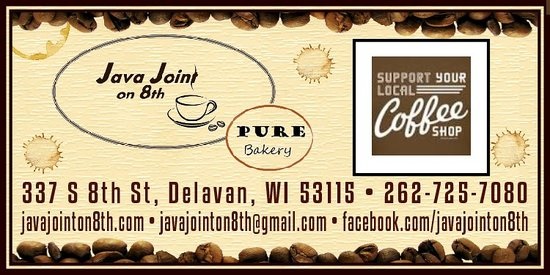 Java Joint on 8th: Support Your Local Coffee Shop