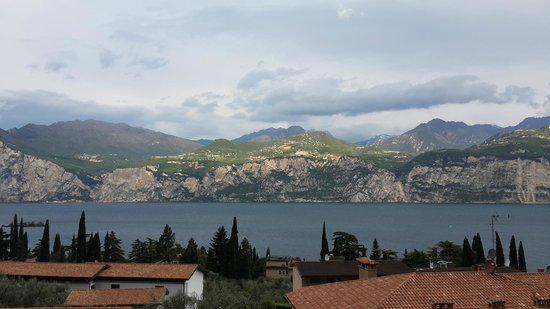 Hotel Villa Smeralda: view from the room