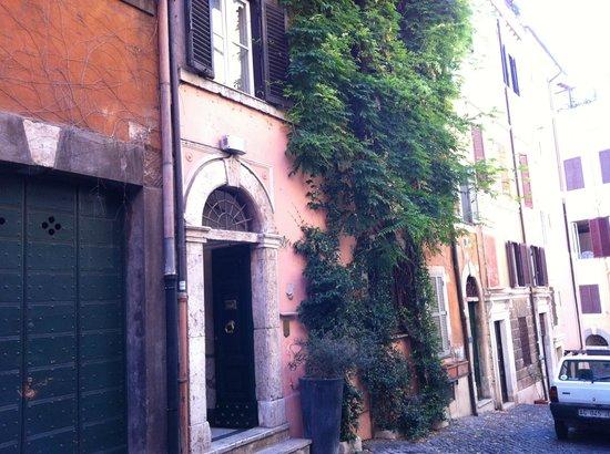 The Inn At The Roman Forum: Vue de la rue