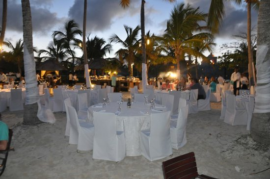 Sanctuary Cap Cana by AlSol: Barbecue