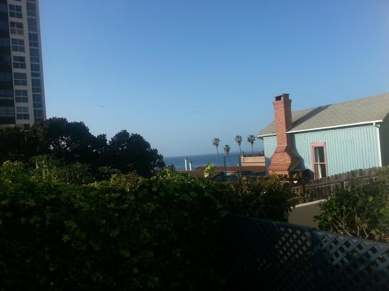 Grande Colonial La Jolla : View from Patio