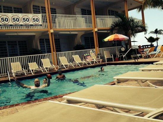 Villa Cofresi Hotel : pool