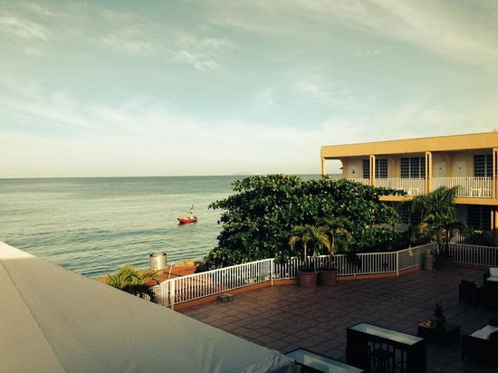 Villa Cofresi Hotel : our view