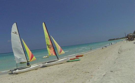 Iberostar Varadero : Los paseos en catamarán están incluidos y son fantásticos