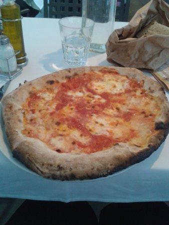 Tomoko Tudini : Pizza Margherita