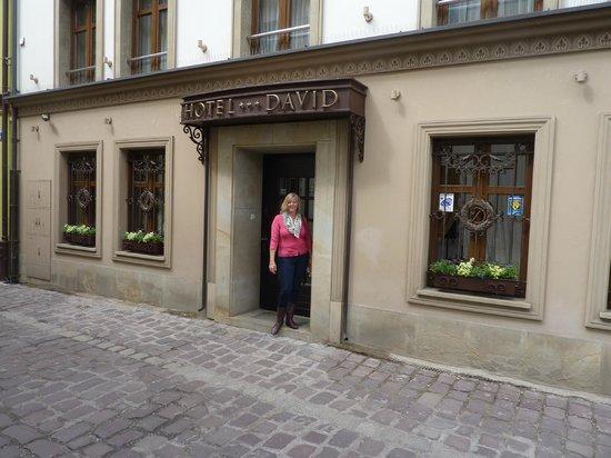 David Boutique Hotel: Hotel David, Krakow.