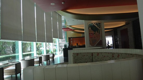 Chatrium Hotel Riverside Bangkok: lobby