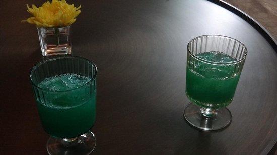 Chatrium Hotel Riverside Bangkok: welcome drink